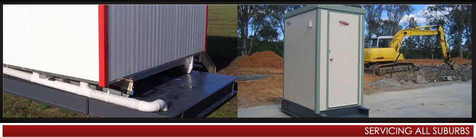 Portable Toilet Hire in Melbourne | Nova Portable Buildings